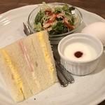 Cafe コトノハ - 料理写真: