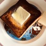 セントル ザ・ベーカリー - バター、食べ過ぎかも\(//∇//)\