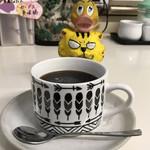 ファイン - ブレンドコーヒー250円(税込)