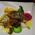 キャトルフィーユ - 魚料理