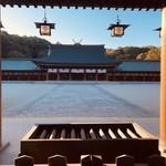 とんよし - 橿原神宮。心洗われる神聖な場所。健康一番。