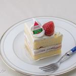 パティスリー エスポワール - ショートケーキ(\390)★3.8
