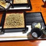 蕎麦処 上杉 -
