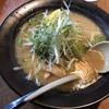 麺屋 花蔵 - 料理写真:鶏ごぼうラーメン
