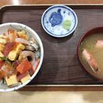回転寿司 えりも岬 - 料理写真:Aランチ