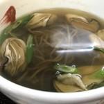 豊福 - 牡蠣は5粒です(2019.1.20)