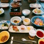 いちまる日本料理 - 料理写真: