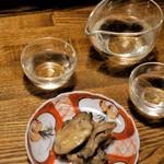 100411690 - 牡蠣のオイル漬け 400円