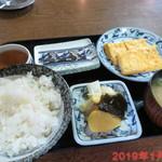 たけや - 料理写真:朝食 \500