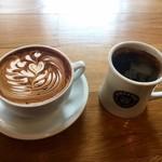 ストリーマー コーヒー カンパニー - モカシュプリーム・アメリカーノ
