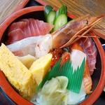 100416687 - コスパ抜群の海鮮丼@880円 限定20食