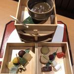 100417446 - ほうじ茶フォンデュ