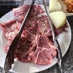100417462 - 牛ランプ肉1100円