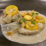RESTAURANT y - 蟹、菊芋、金柑