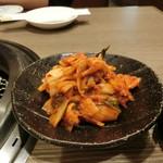 板門店 - 白菜キムチ550円