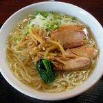 自然洞 麺舗 - 料理写真: