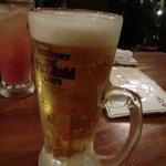菜の音 - 生ビール