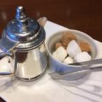 チャコールグリルケヤキ - コーヒーセット