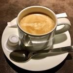 おんどる - 食後のドリンク コーヒーチョイス