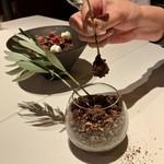 ラ ソスタ - 実はチョコレートでした!