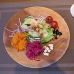 K's Table - サラダ①は食前用(2019年1月)