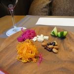 K's Table - サラダ②はワインのつまみ用(2019年1月)
