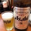 餃子の王将 - ドリンク写真:瓶ビール大518円