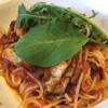 ポポラマーマ - 料理写真:牡蠣アラビアータ