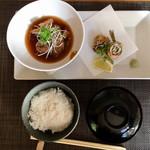 食処美酒 崇 - 料理写真:崇 Aコース メイン