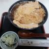 ヤマカそば - 料理写真:天とじそば 2019.1月