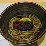 会席創作かっぽう 花水季 - 3000円コース鰊茶蕎麦