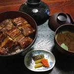 三晴楼 - 鰻丼