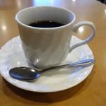 海鮮館 - コーヒー(日替ランチ)