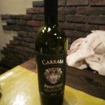 10044005 - 赤ワインで乾杯 !!!