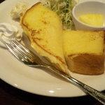 新屋珈琲店 - モーニングBセット(430円)