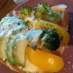 TOWER'S DINER - 野菜のトースト