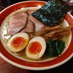 麺処 懐や - 特製しお(細麺)