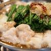 手打ちめん処 堀川 - 料理写真:ブリもつ鍋(新鮮で臭みなく、ブリッブリの牛小腸を使用した自慢のもつ鍋)