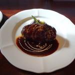 カブトスカフェ - 料理写真:デミグラスソースのロールキャベツ
