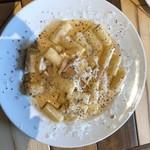 ハッピーレストラン フェスタ - ポルチーニクリームリガトーニ