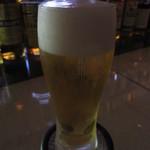 バラック - 生ビール