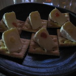 バラック - カマンベールチーズ