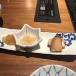 博多の砦 会席・日本料理 和食華彩都 - 料理写真:前菜
