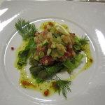 トラットリア マータント - 料理写真:前菜