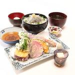 秋本 - 新鮮なしらすと鎌倉野菜!『鎌倉づくし』おすすめです。