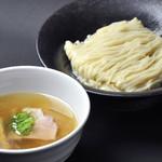 町田汁場 しおらーめん進化 - 料理写真:しおつけ麺