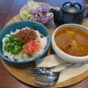 エムズ・ダイニング - 料理写真:白湯スープde台湾カレー(1080円)