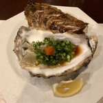 韻松亭 - 生牡蠣