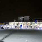 ドーミーイン - [2018/12]日本最北端の駅、JR宗谷本線・稚内駅