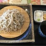 juuwarisobajirou - 牡丹そば